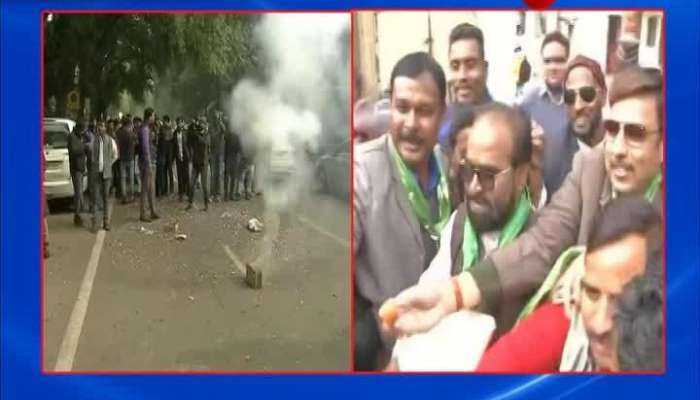 JMM-Congress on magic figure, BJP in a sticky situation at Jharkhand