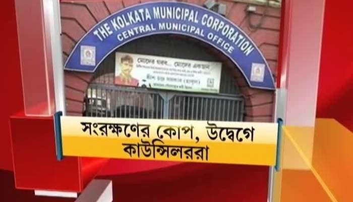 Municipality vote in april.
