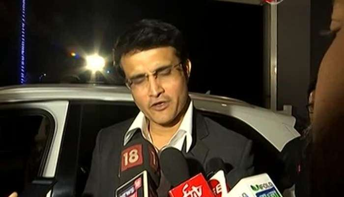 Sourav Ganguly's comment on ATK