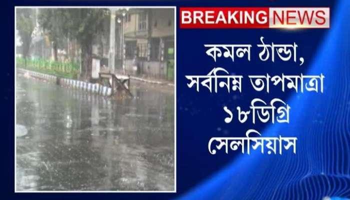 Rain spoils Saraswati puja likely splash in West Bengal till friday