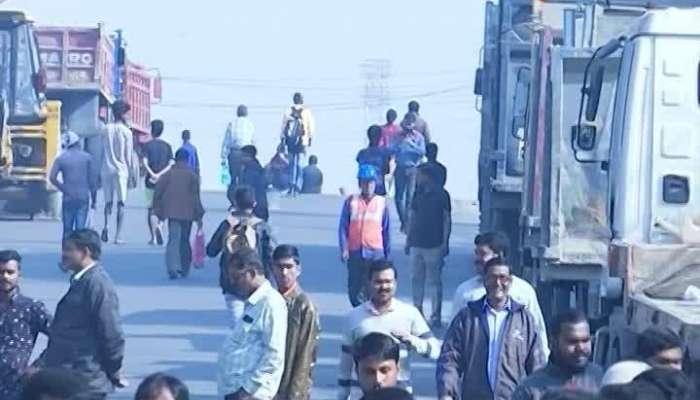 Deconstruction of Tala bridge begins, locals demand an alternate route