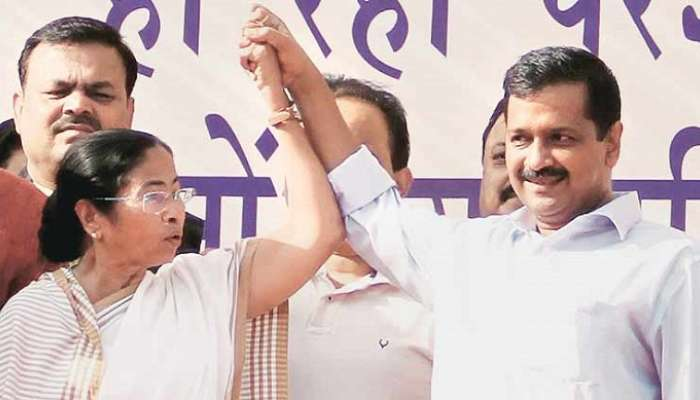 'ও আমার খুব ঘনিষ্ঠ', দিল্লি বিজয়ে অরবিন্দকে ফোনে শুভেচ্ছা দিদির, যেতে পারেন শপথেও