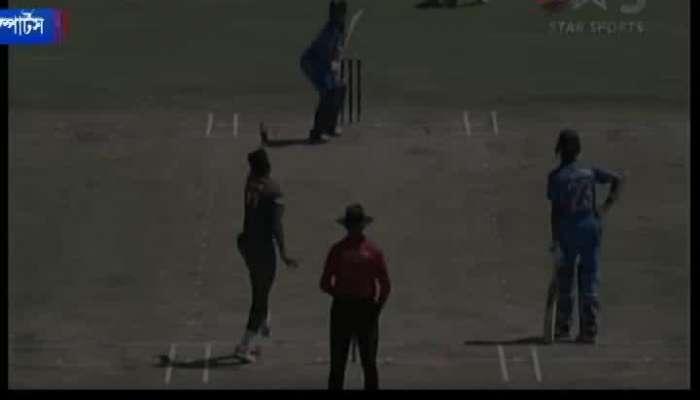 Bangladeshi cricketer Abhishek Das childhood has connection with India
