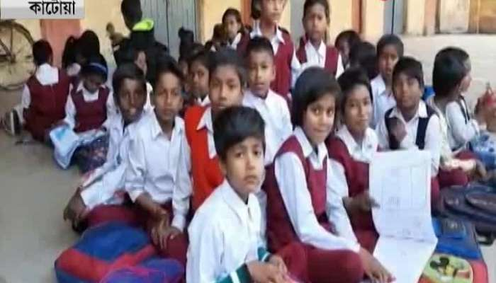 School in Rail Building gets shut, classes getting held at balcony