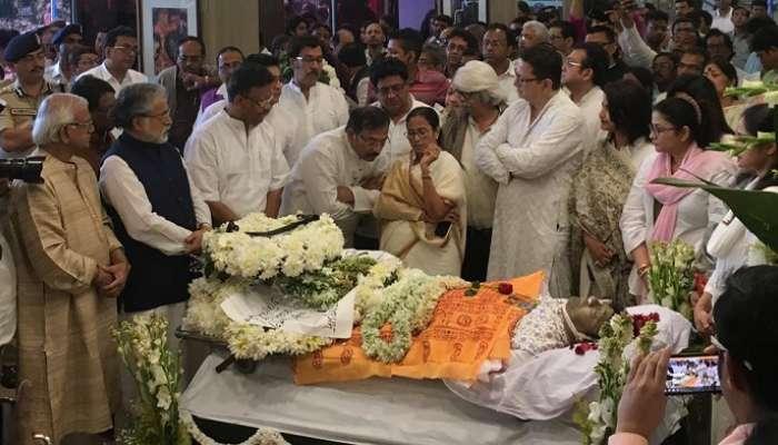 'কেন্দ্রের এজেন্সির অত্যাচারে ক্ষতবিক্ষত, রাজনৈতিক প্রতিহিংসাতেই মৃত্যু তাপসের', বিস্ফোরক মমতা