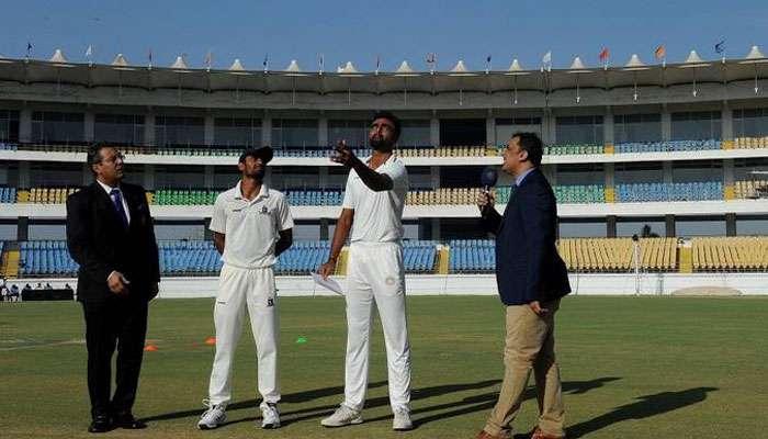 Ranji Trophy final: টস জিতে ব্যাটিং সৌরাষ্ট্রের, ভাল শুরু পূজারাদের