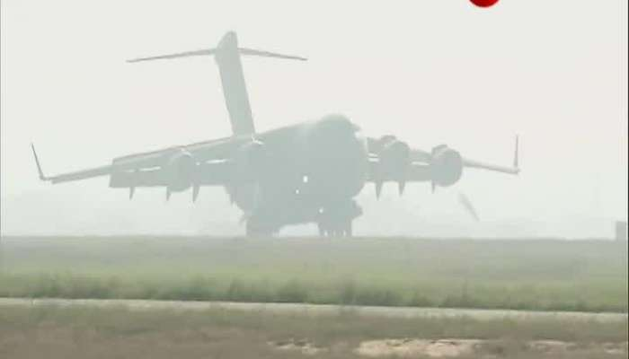 IAF's C-17 brings back 58 Indians from coronavirus-hit Iran