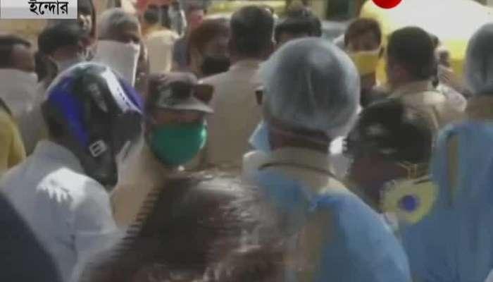 COVID-19 Health Staff Attacked in Madhya Pradesh's Indore