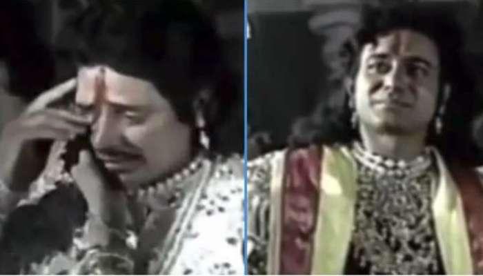 'মহাভারত'-এর শেষ দিনের শ্যুটিং, আবেগঘন মুহূর্তে তারকারা