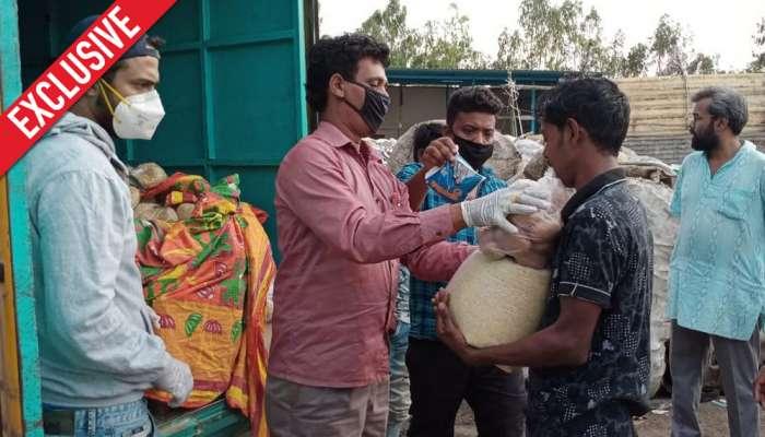 কর্ণাটকে আটকে থাকা ২০,০০০ পরিযায়ী শ্রমিকের খাবার জোগাচ্ছেন ২০ জন প্রবাসী বাঙালি