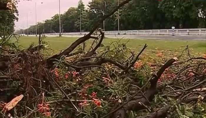 Thunderstorm to continue in West Bengal till Sunday