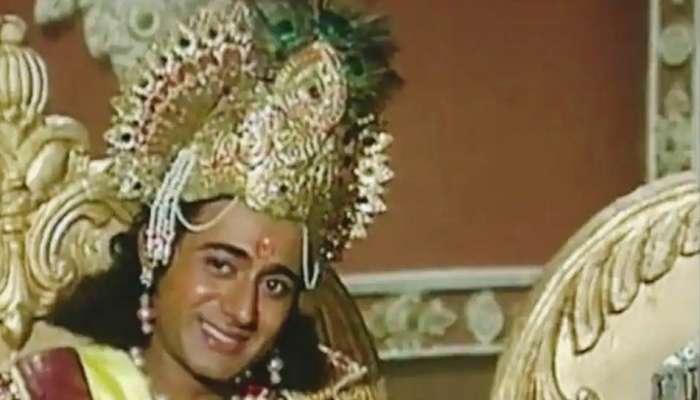 মহাভারতের কৃষ্ণ নিতীশ ভরদ্বাজের এই ছবি দেখেছেন, ভাইরাল হল মুহূর্তে