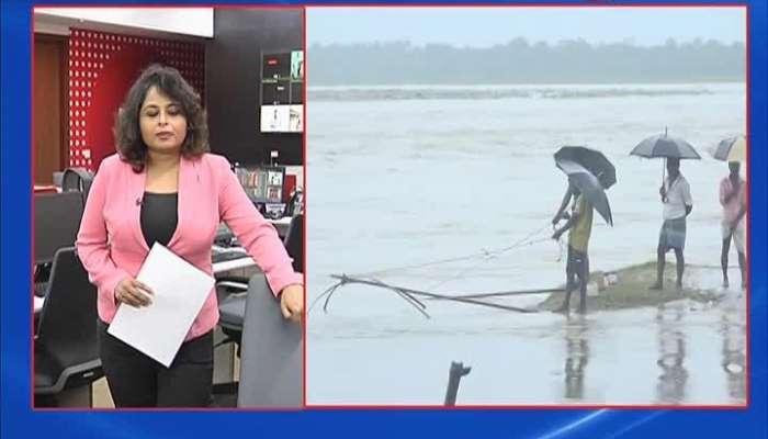 Flood Situation in Torsha