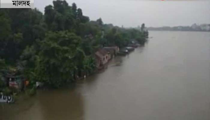 FLOOD SITUATION IN MALDAH OF WB