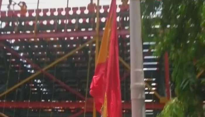 East bengal celebrates Hundred years of Football