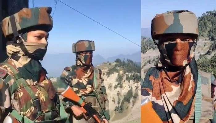 Riflewomen! পাক সীমান্তে প্রথমবার মহিলা সেনা মোতায়েন করল ভারতীয় সেনা