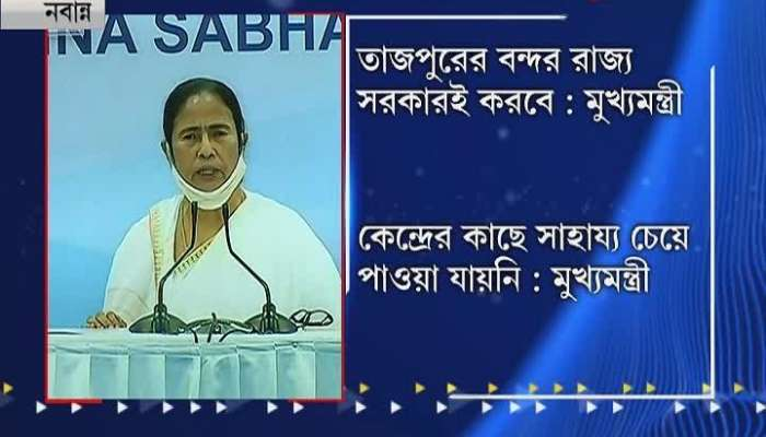 Mamata Banerjee alleged centre has not released funds for state