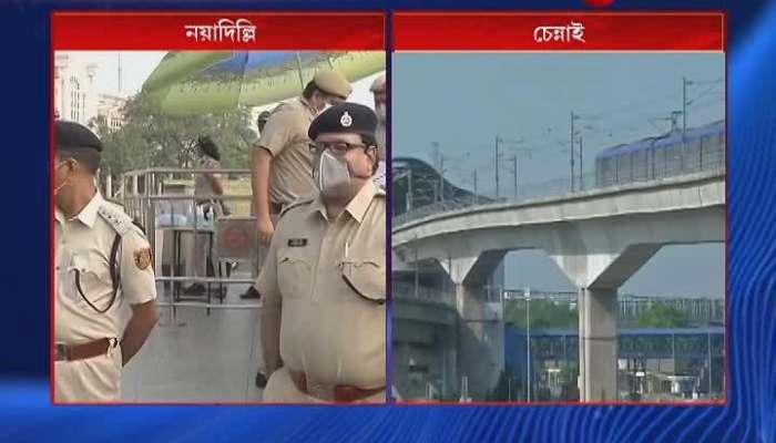 After 169 Days, Metro Service Resumes At Delhi
