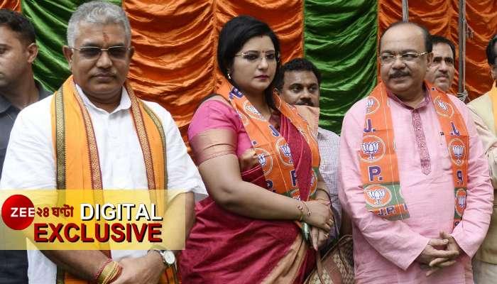 দল যেভাবে চাইবে সেভাবেই কাজ করব, BJP-র রাজ্য কমিটিতে ঠাঁই পেয়ে খুশি বৈশাখী