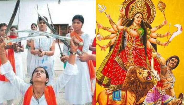 TMC-কে রুখতে 'উমা' রূপে BJP-র প্রমীলাবাহিনী, মোদীর জন্মদিনেই উদ্যোগ