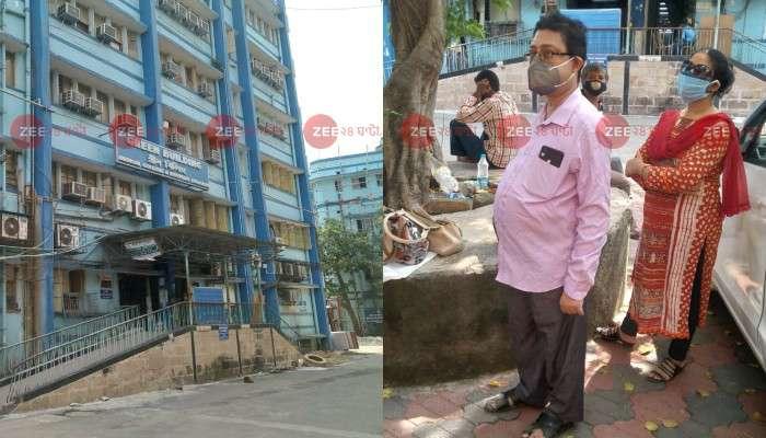 শ্বাসকষ্টে ছটফট করছে রোগী! হাসপাতাল কর্মীরা বললেন, ''নিজের কাপড় নিজেকেই কাচতে হবে''