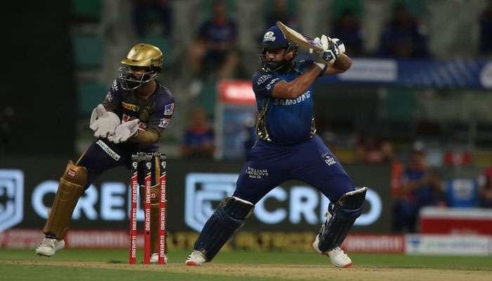 IPL 2020: প্রথম ম্যাচ জিততে নাইটদের সামনে বড় রানের টার্গেট দিল মুম্বই