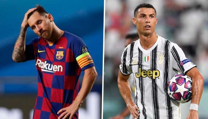 ১০ বছরে প্রথমবার! UEFA-র বর্ষসেরার তিনে নেই মেসি-রোনাল্ডো