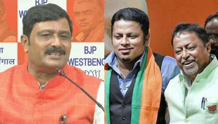 অভিজ্ঞ রাহুলের জায়গায় অনুপম, একুশের লক্ষ্যে RSS 'ছেড়ে' ভোটের পথে BJP
