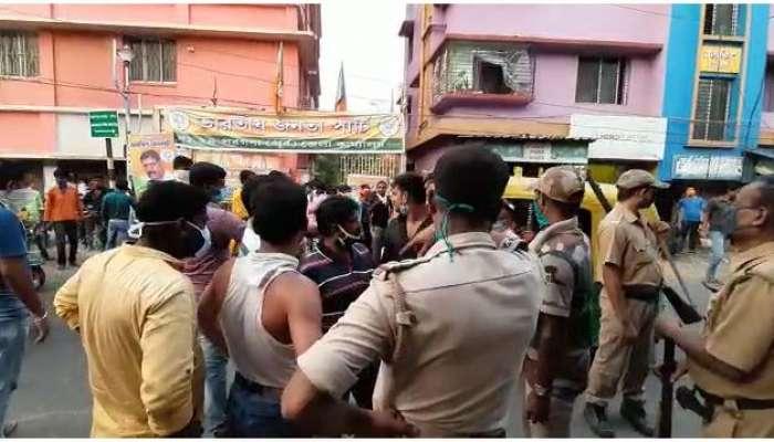 'মহিলাদের গায়ে হাত, শাড়িও টেনে খুলে দেওয়া হয়', বারুইপুরে অনুপমকে ঘিরে বিজেপির গোষ্ঠীদ্বন্দ্ব
