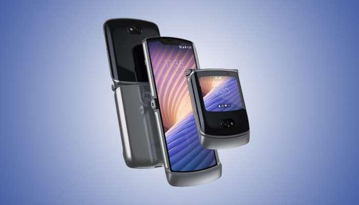 অক্টোবরেই ভারতে লঞ্চ হতে পারে ফোল্ডেবল ডিসপ্লে যুক্ত স্মার্টফোন Motorola Razr 5G!