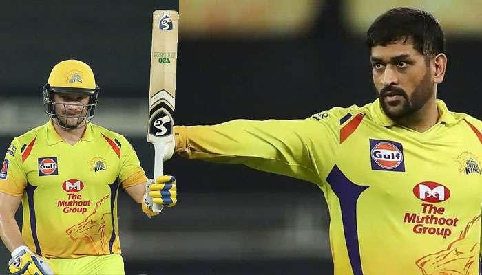 IPL 2020: ধোনি 'গব্বর' আর ওয়াটসন 'ডিজেল ইঞ্জিন'!