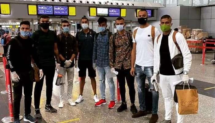 গোয়াতে ধুতি-পাঞ্জাবির খোঁজ করছেন এটিকেএমবি-র বাঙালি ফুটবলাররা