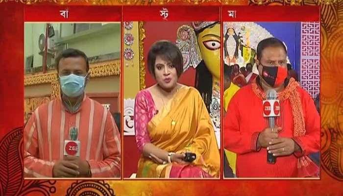 Durga Puja 2020: Bankura's Sonali Club puja organisers celebrates sindoor khela