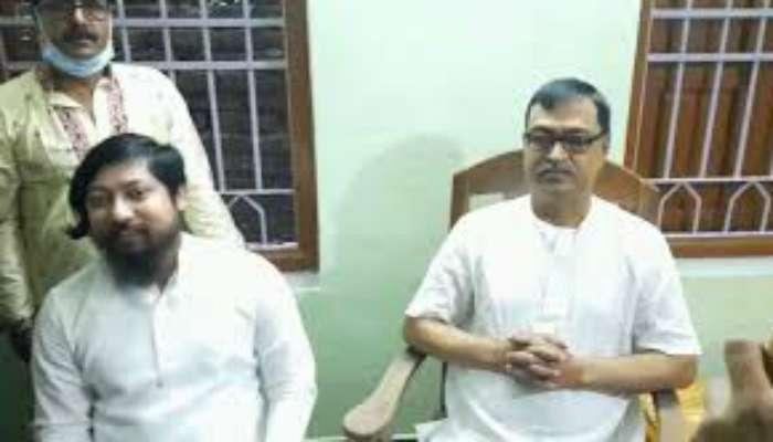 BJP MP-র সঙ্গে সাক্ষাতের পর TMC-র দুই মন্ত্রীর সঙ্গে লুকোচুরি MLA মিহিরের!