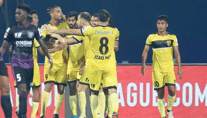 ISL 2020-21: ওড়িশাকে হারিয়ে সুপার লিগে অভিযান শুরু করল সুব্রত পালের হায়দরাবাদ এফসি