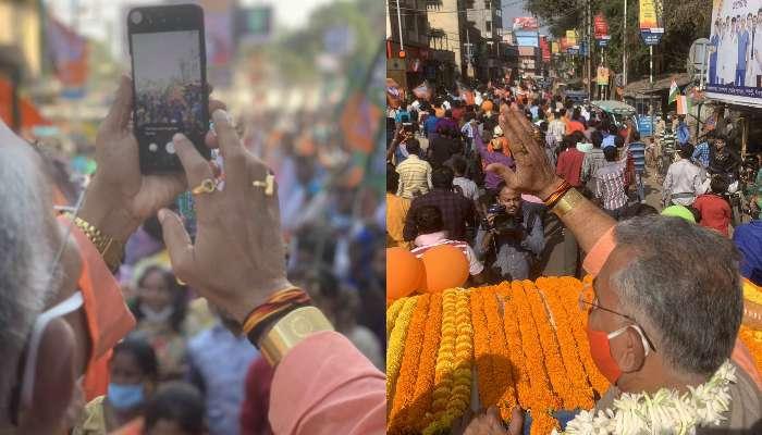 BJP-র লোকেরা ফকির, রাস্তায় ঘুরি আমরা, মমতার 'লোভী' খোঁচার পাল্টা দিলীপের