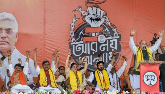 বিকল্প নীতি কী? এখন থেকেই 'সোনার বাংলা'র রোডম্যাপ খুঁজতে নামল BJP