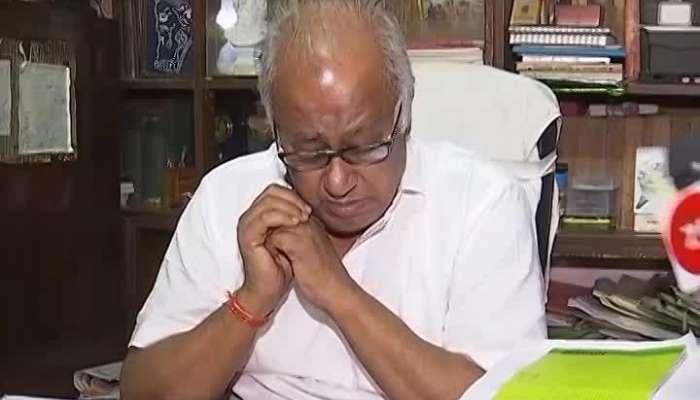 Sougata Roy still hopeful about subhendu's come back to tmc