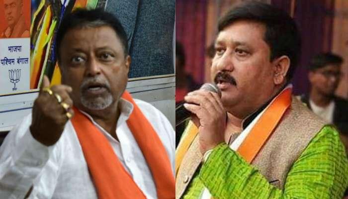 TMC বিধায়ক খুনে চার্জশিটে মুকুল; 'রাজনৈতিক প্রতিহিংসা,' বললেন BJP নেতা