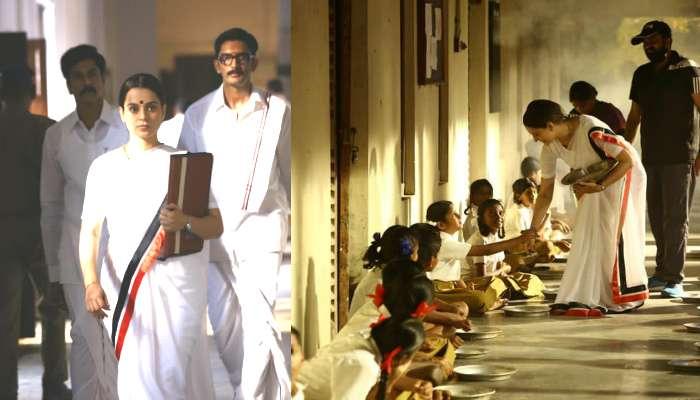 স্মরণে 'জয়া আম্মা', জয়ললিতার মৃত্যুবার্ষিকীতে 'থালাইভি'র ছবি পোস্ট করলেন কঙ্গনা