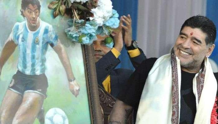 কলকাতায় মারাদোনা! এক যুগ পর 'সেই দিন' অভিনব উপায়ে পালন করল মহামেডান