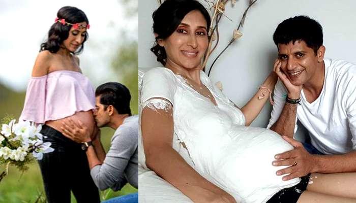 ভারতে নয়, ৩য় সন্তানের জন্ম দিতে কানাডা উড়ে গিয়েছেন করণ সিং ভোরার স্ত্রী টিজে