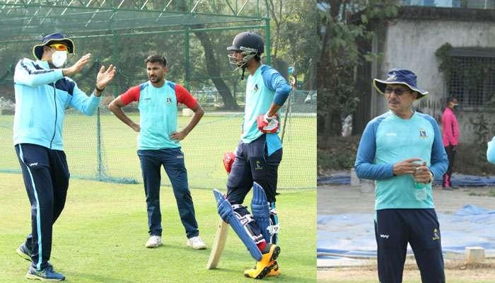 Syed Mushtaq Ali T20 Trophy: VVS Laxman ও Arun Lal-এর তত্বাবধানে প্রস্তুতি শুরু বাংলার