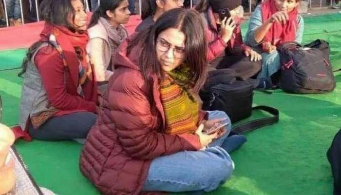 Farmers Protests : কৃষকদের সঙ্গে আন্দোলনে যোগ দিলেন অভিনেত্রী Swara Bhasker
