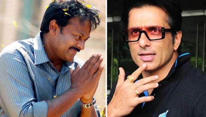 ''তোমাকে মারলে লোকে আমায় অভিশাপ দেবে'', শ্যুটিংয়ে Sonu Sood-কে বললেন Chiranjeevi