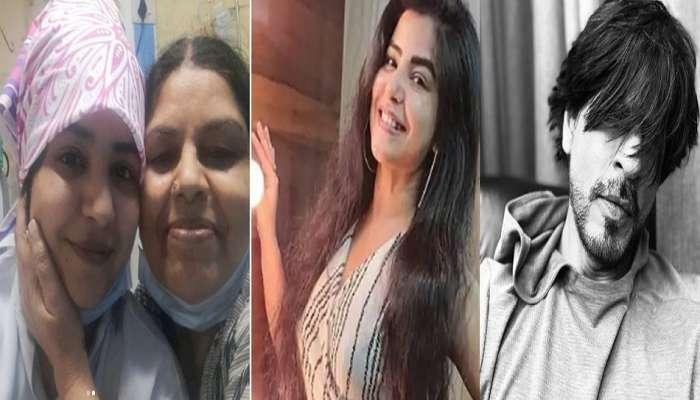 Bollywood : ShaRukh-এর সহঅভিনেত্রীর কী অবস্থা দেখুন, ভাইরাল ছবি