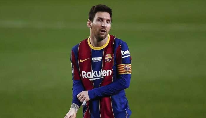 """""""বার্সায় এখন ভালো আছি""""- Messi'র মন্তব্যে জল্পনা"""