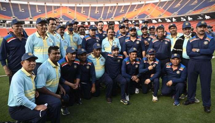 Jay Shah'কে বোল্ড করলেন Sourav, অপরাজিত ৫০ করেও দলকে জেতাতে পারলেন না বোর্ড প্রেসিডেন্ট