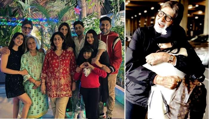 Christmas 2020: বচ্চন পরিবারে সেলিব্রেশনের ছবি পোস্ট করলেন Amitabh Bachchan-এর নাতনি