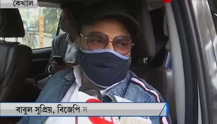Babul Supriyo attacks amartya sen over love jihad issue